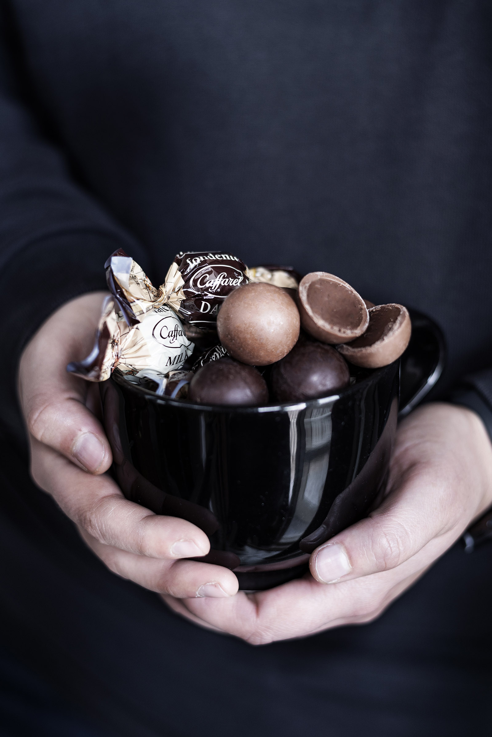 cioccolatini Caffarel